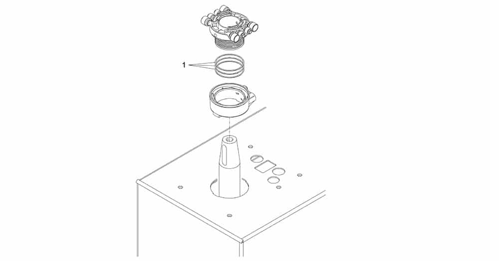 G7645ID.26 Rotary Distributor Assembly