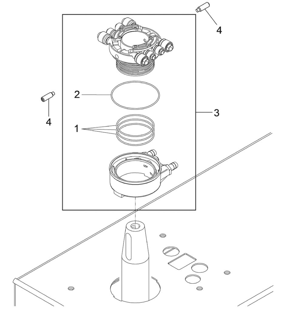 G7240 ROTARY-DISTRIBUTOR-ASSEMBLY