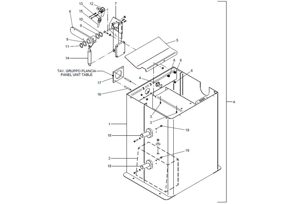G3.140H Frame Unit